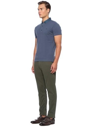 Etro Tişört Mavi